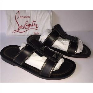 fd212b87c Christian Louboutin Shoes - New Christian Louboutin Men Sandal Shoes US 7